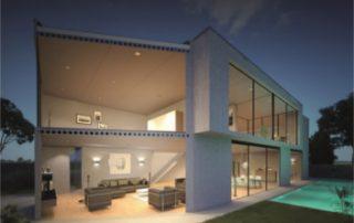 Raumklima-Revolution Hausquerschnitt mit Raumklimadecke wohngesund von IGR Innovationsgemeinschaft Raumklimasysteme