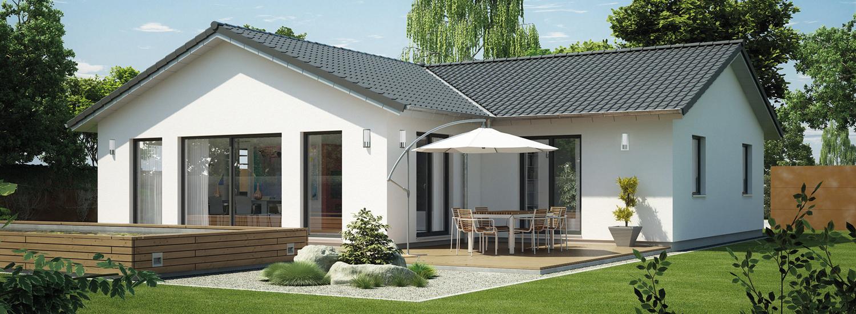 """""""Bau-Entertainment"""": Ein Tag, ein Haus Icon-Häuser Modulbauweise von Dennert Massivhaus"""
