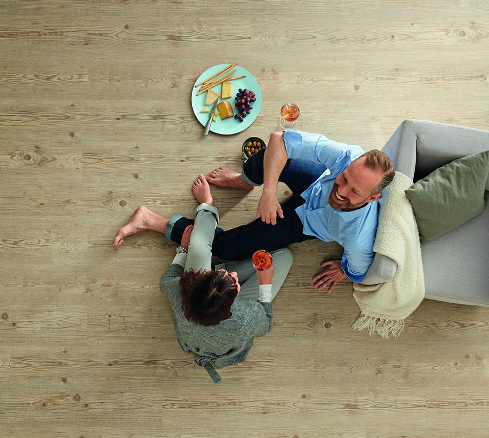 Stilvoller Bioboden mit ausgezeichneter Ökobilanz von horrydoo