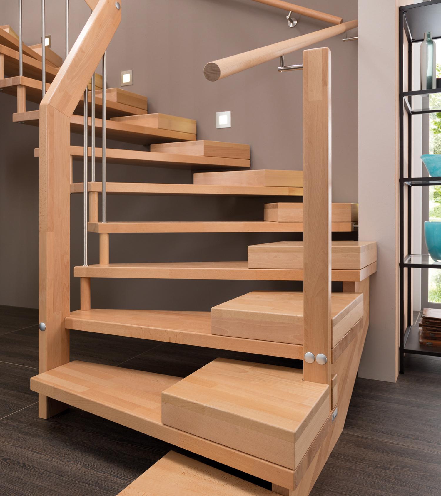 Heute schon für morgen planen: barrierefreie Treppen von horrydoo