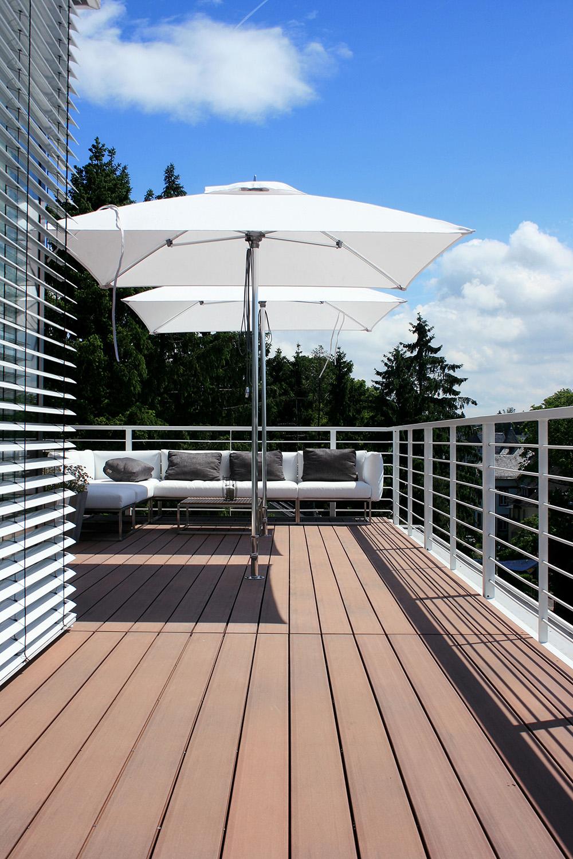 Edles Grau für die Terrasse: Design-Dielen für besondere gestalterische Akzente von horrydoo