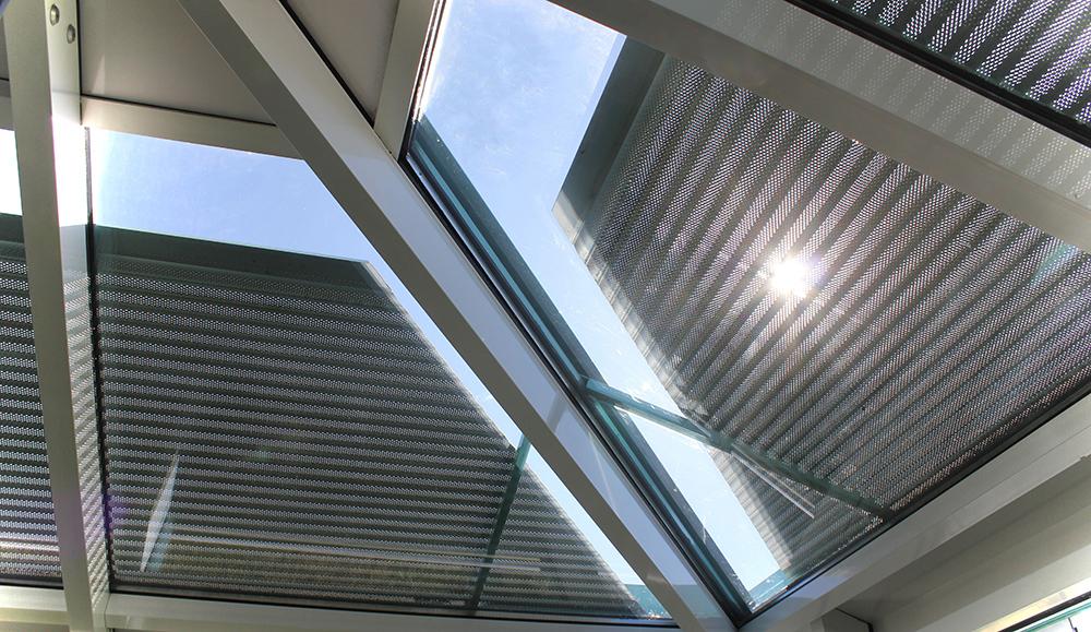 Lichtschienen für die richtige Dosis Tageslicht an heißen Tagen von horrydoo