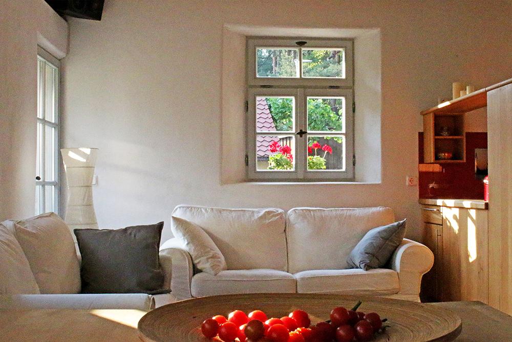 Wohngesund renovieren mit Kalk-Renovierputz von Heck Wall Systems von horrydoo